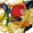 verdure essiccate