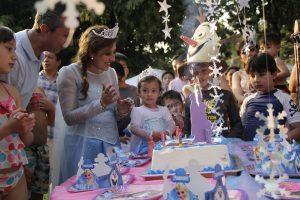 festa compleanno giardino