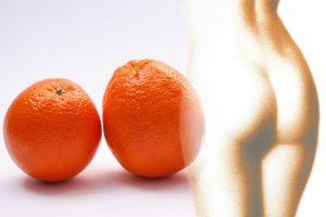 cellulite arancia