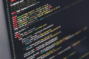 codice programma